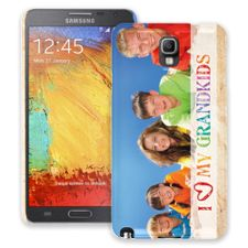 Grandkids and Crayons Samsung Galaxy Note 3 ColorStrong Slim-Pro Case