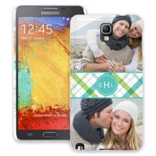 Spring Plaid Samsung Galaxy Note 3 ColorStrong Slim-Pro Case