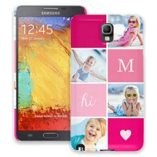 Strawberry Squares Samsung Galaxy Note 3 ColorStrong Slim-Pro Case