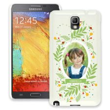 Leaves & Berries Samsung Galaxy Note 3 ColorStrong Slim-Pro Case