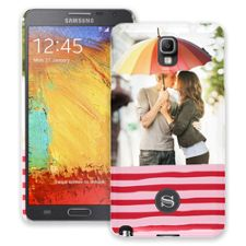 Raspberry Waves Samsung Galaxy Note 3 ColorStrong Slim-Pro Case