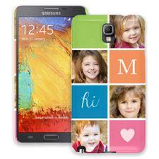 ColorBlocks Samsung Galaxy Note 3 ColorStrong Slim-Pro Case