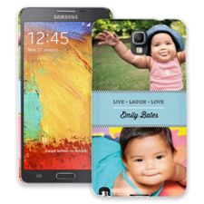 All Yours Samsung Galaxy Note 3 ColorStrong Slim-Pro Case