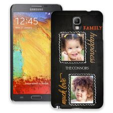 Family Portrait Duo Samsung Galaxy Note 3 ColorStrong Slim-Pro Case