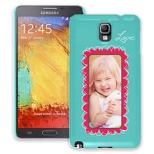 Love Scribbles Samsung Galaxy Note 3 ColorStrong Slim-Pro Case