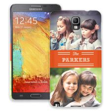 Orange Bar Samsung Galaxy Note 3 ColorStrong Slim-Pro Case