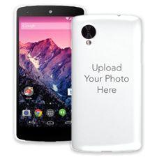 Design Your Own - 1 Photo Google Nexus 5 ColorStrong Slim-Pro Case