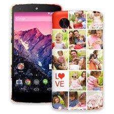 Lotta Love Google Nexus 5 ColorStrong Slim-Pro Case