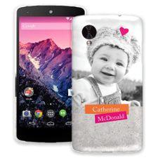 Sticker Art Google Nexus 5 ColorStrong Slim-Pro Case