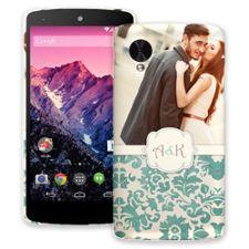 Vintage Romance Google Nexus 5 ColorStrong Slim-Pro Case