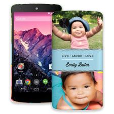 All Yours Google Nexus 5 ColorStrong Slim-Pro Case