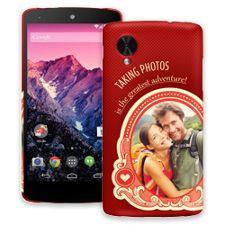 Adventure Portrait Google Nexus 5 ColorStrong Slim-Pro Case