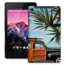 Surf Wagon Google Nexus 7 ColorStrong Slim-Pro Case