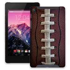 Football Laces Google Nexus 7 ColorStrong Slim-Pro Case