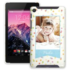 Paper Dots Google Nexus 7 ColorStrong Slim-Pro Case