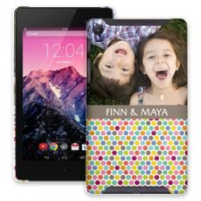 Seeing Spots Google Nexus 7 ColorStrong Slim-Pro Case