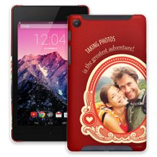 Adventure Portrait Google Nexus 7 ColorStrong Slim-Pro Case