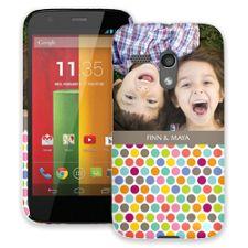 Seeing Spots Motorola MotoG ColorStrong Slim-Pro Case