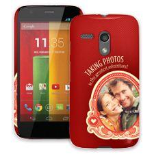 Adventure Portrait Motorola MotoG ColorStrong Slim-Pro Case