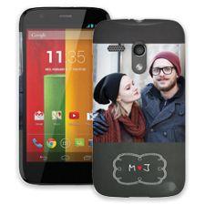Chalkboard Love Motorola MotoG ColorStrong Slim-Pro Case