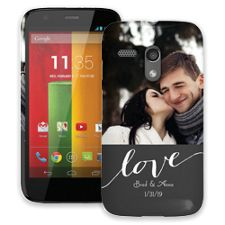 Bold Love Motorola MotoG ColorStrong Slim-Pro Case