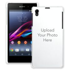 Design Your Own - 1 Photo Sony Xperia Z1 ColorStrong Slim-Pro Case