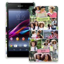 Scrapbook Tape Sony Xperia Z1 ColorStrong Slim-Pro Case