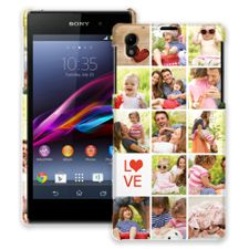 Lotta Love Sony Xperia Z1 ColorStrong Slim-Pro Case