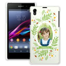 Leaves & Berries Sony Xperia Z1 ColorStrong Slim-Pro Case