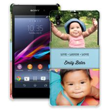All Yours Sony Xperia Z1 ColorStrong Slim-Pro Case