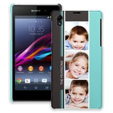 Racing Stripes Sony Xperia Z1 ColorStrong Slim-Pro Case