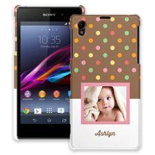 Ice Cream Sundae Sony Xperia Z1 ColorStrong Slim-Pro Case