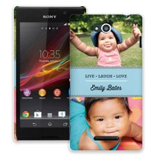 All Yours Sony Xperia C ColorStrong Slim-Pro Case