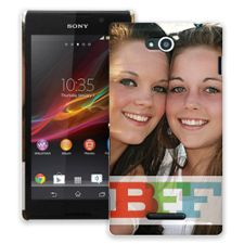 BFF Banner Sony Xperia C ColorStrong Slim-Pro Case