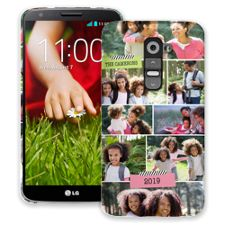 Scrapbook Tape LG G2 ColorStrong Slim-Pro Case