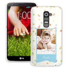 Paper Dots LG G2 ColorStrong Slim-Pro Case
