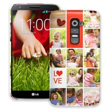 Lotta Love LG G2 ColorStrong Slim-Pro Case