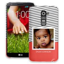 Skinny Stripes LG G2 ColorStrong Slim-Pro Case