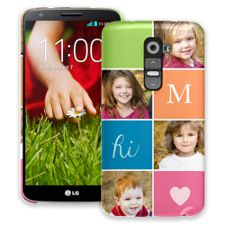 ColorBlocks LG G2 ColorStrong Slim-Pro Case