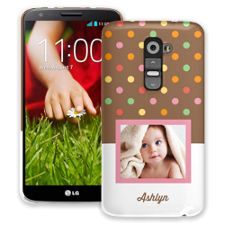 Ice Cream Sundae LG G2 ColorStrong Slim-Pro Case