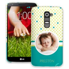 Teal Dreams LG G2 ColorStrong Slim-Pro Case