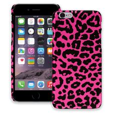 Pink Leopard iPhone 6 ColorStrong Slim-Pro Case