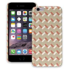 Striped Chevron iPhone 6 ColorStrong Slim-Pro Case