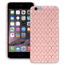 Golden Pink Quatrefoil iPhone 6 ColorStrong Slim-Pro Case