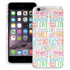 Smile & Laugh iPhone 6 ColorStrong Slim-Pro Case
