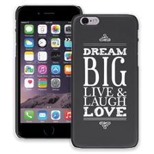 Dream Big iPhone 6 ColorStrong Slim-Pro Case