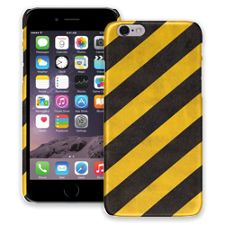 Caution Lines iPhone 6 ColorStrong Slim-Pro Case