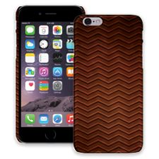 Rusted Steel Chevron iPhone 6 ColorStrong Slim-Pro Case