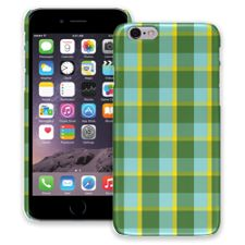 Verdant Plaid iPhone 6 ColorStrong Slim-Pro Case