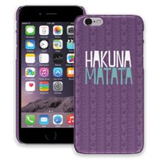 No Worries iPhone 6 ColorStrong Slim-Pro Case